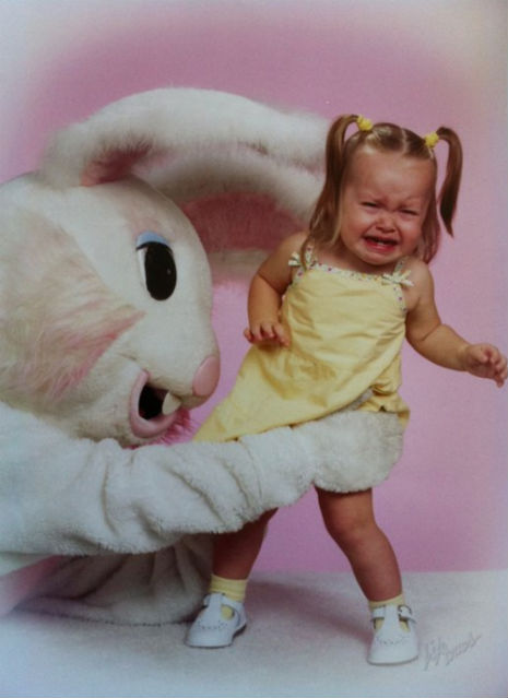 Easter Bunny Attack