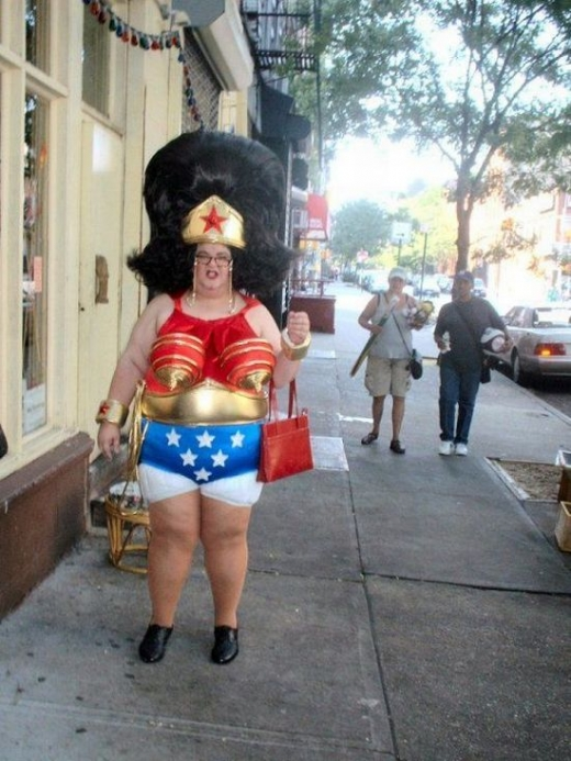 The Original Wonder Woman