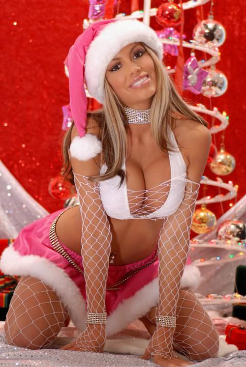 Merry Christmas Hottie
