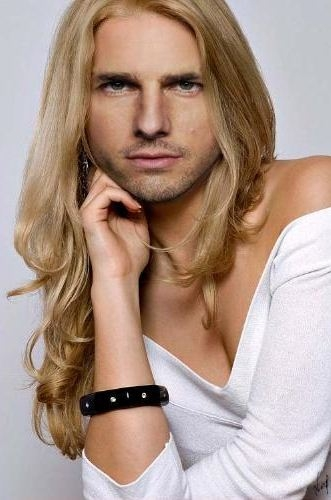 Male Celebs If They Were Women
