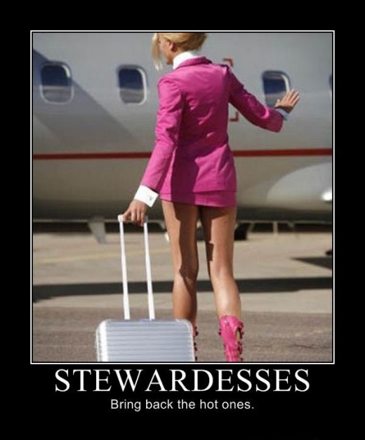 Stewardesses - Cool Pictures, Cool pics, Cool Photos, Cool ...