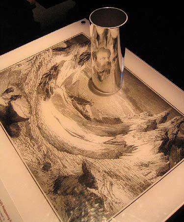 Illusion Effect On Paper