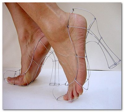 Strangest Shoes-Funny Pictures