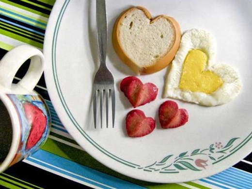 I Heart You Breakfast